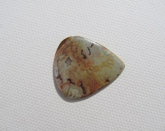 Mexican Crazy Lace Agate - Gemstone Guitar Pick