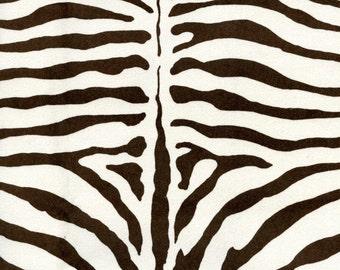 Tiger Stripe Fabric