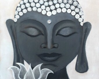 Buddha & Lotus 18