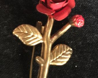 Vintage Rose Pin