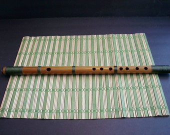 Shinobue Japanese  Flute. Key of C#