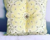 Boho Throw Pillows, Decorative Pillows, Bohemian Throw Pillow, Bohemian Pillows, Decorative Accent & Throw Pillows, Down Pillow, Yellow