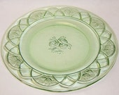 Federal Green ROSEMARY 9 3/8 Inch DINNER PLATE