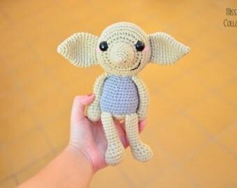 Harry Potter Dobby the House Elf Doll