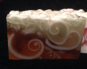 Pearberry - Scented Glycerine Soap Handmade
