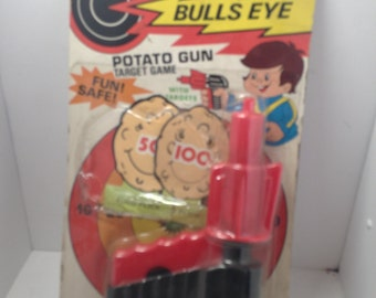 Vintage Potato Gun