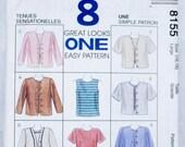 McCall's Women's Pattern 8155-Size 16,18