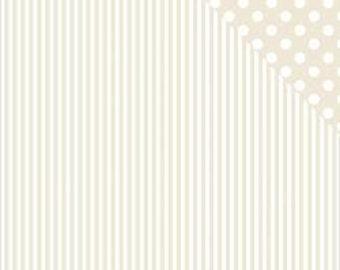 KAISERCRAFT- Beige Stripe
