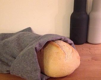 Cotton | Linen Bread Bags
