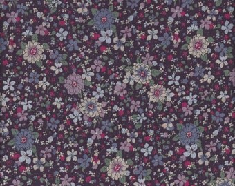 Floral (312691 Col D ) from the Yuwa Lawn 60 Live Life  Collection