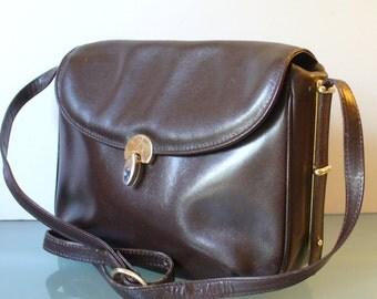 Vintage Made in Italy Emma Tiesse Shoulder Bag