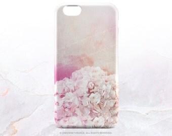iPhone 7 Case Pale Hydrangea iPhone 7 Plus iPhone 6s Case iPhone SE Case iPhone 6 Case iPhone 5S Case Galaxy S7 Case Galaxy S6 Case I116