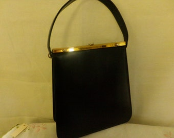 Gorgeous Black pocketbook by Dorian