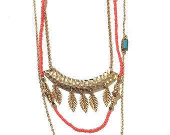 Sonoma Layered Necklace