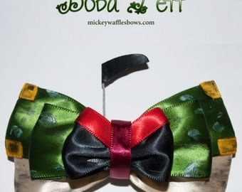 Boba Fett Hair Bow