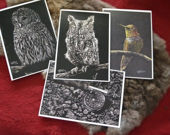 Nature Lover's Greeting Card Set