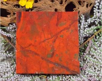 Sonora Sunrise Cuprite Chrysocolla Slab Beautiful Material #3177