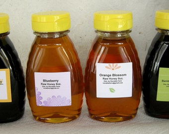 Randalia Bee Hives Raw Honey 8oz