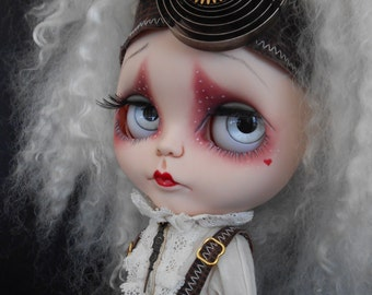 Custom Steampunk Blythe Doll