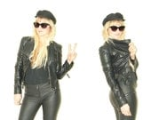BlankNYC . Faux Leather jacket . fake leather jacket . animal safe leather jacket . leather jacket . jacket