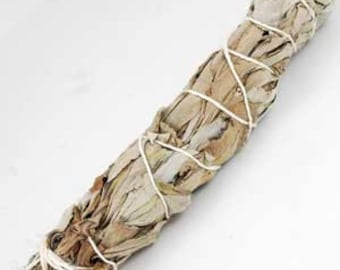 White Sage, Large Smudge Stick,Ritual, Sacred, Altar, Ceremony