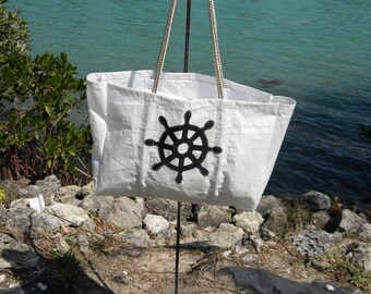 Sail Bag Made to order Captains recycled sail