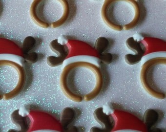 24 Disney Descendants Cupcake Rings Picks Or Cake Toppers