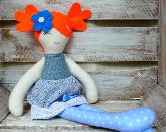 Rag doll cloth doll first doll