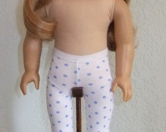 Handmade hardwood doll stand for American Girl