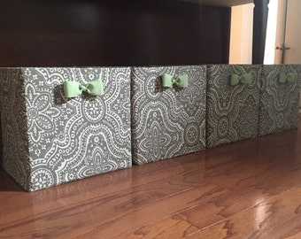 Custom Decorative Storage Boxes