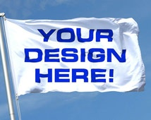 custom flags made to order size 3ftX5ft delivery in 4 days