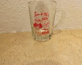 Sve and Oles Mini Mug