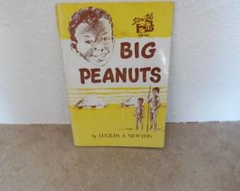 Stori-tel Big Peanuts By Lucilda Newton Book