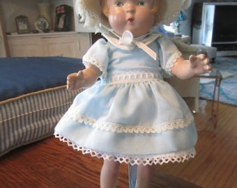 Patsy Ann Composition Effanbee Doll 1930s