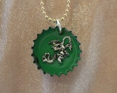 La Chouffe with Dragon Pendant