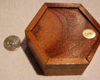 3 inch Hex Box