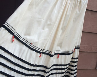 Unusual skirt