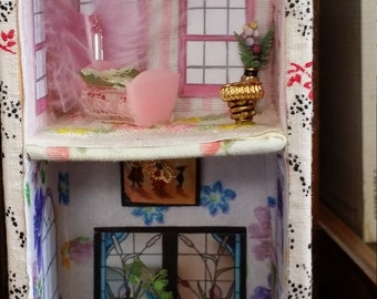 Miniature Dollhouse HO size