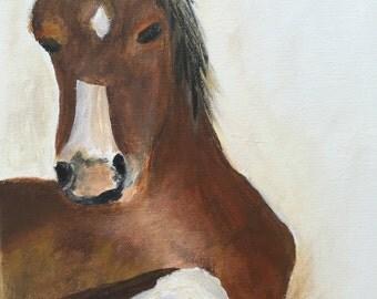 Original Horse Paintings