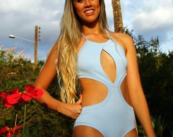 Arpa Bikineria Rain Cutout Monokini Brazilian Bikini One Piece Swimsuit Swimwear Bodysuit