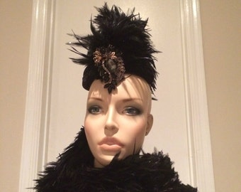 Avant Garde, High Fashion, Couture, Haute Headdress
