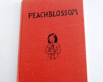 Vintage Book, Peachblossom