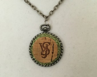 Image result for wine cork necklace