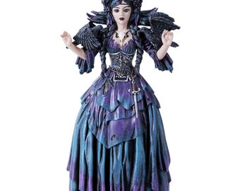 Celtic Goddess Morrigan Figurine