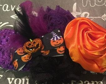 Spooky Halloween Baby Headband