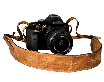 Leather Camera Strap | Atitlan Leather