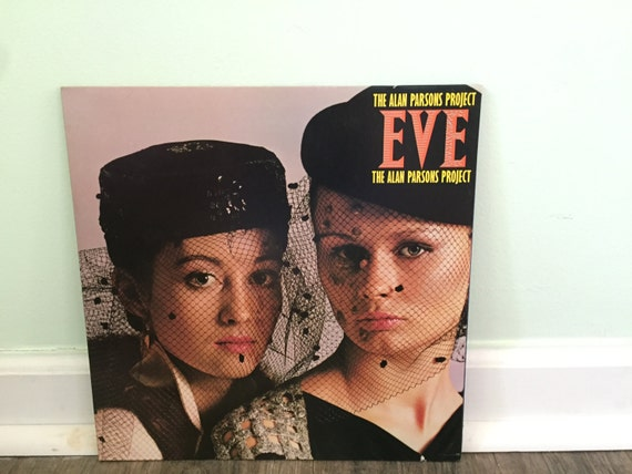 The Alan Parson S Project Eve Vinyl Record