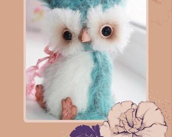 Pattern for Owl 5,1  Teddy PDF