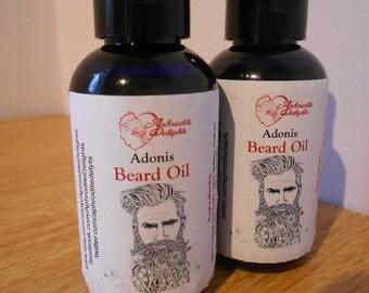 Beard Oil - Adonis