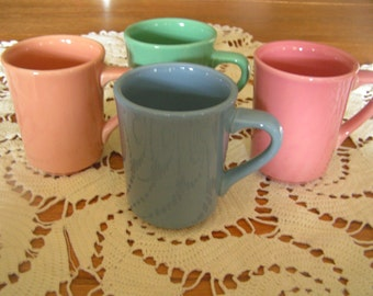 Homer Laughlin Mugs
